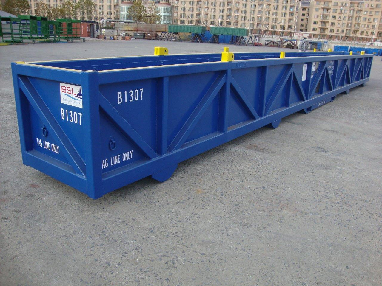 13.3m Cargo Basket - BSL Offshore Containers