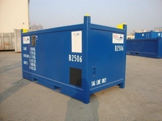 2.5m Cargo Basket - BSL Offshore Containers