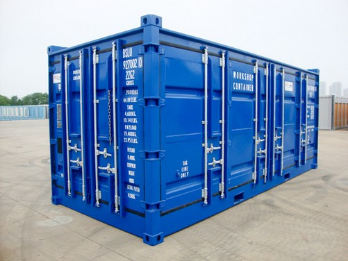 20' offshore hse Container