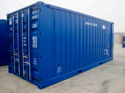 20' offshore workshop Container