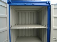 6'x6'x8' Shelved Mini Container