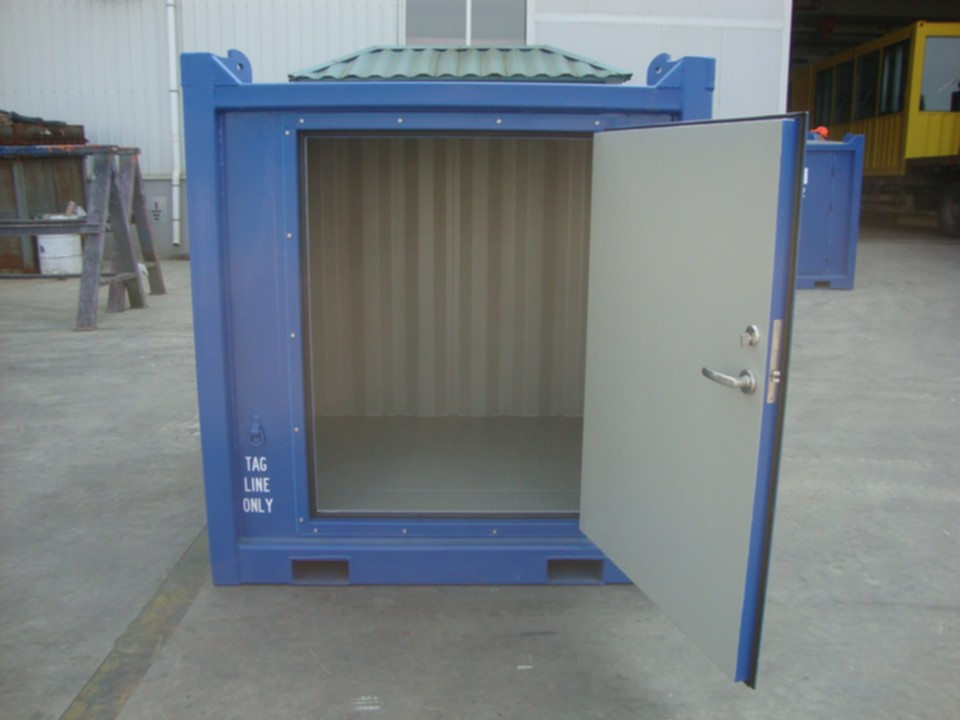 Walk in Container