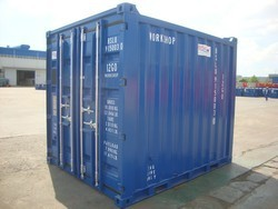 10' workshop Container